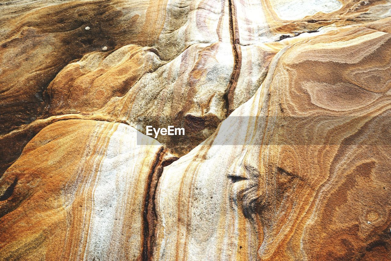 rock - object, rock formation, geology, textured, nature, physical geography, pattern, no people, beauty in nature, brown, backgrounds, day, travel destinations, desert, outdoors, close-up, cliff, scenics