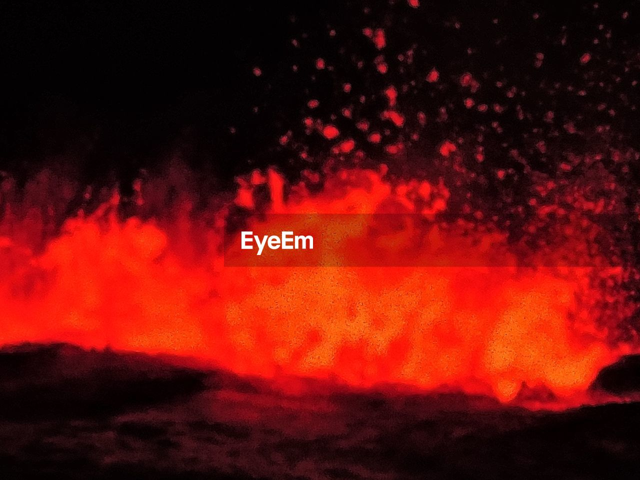 lava, danger, heat - temperature, volcano, erupting, power in nature, night, exploding, glowing, natural phenomenon, red, no people, outdoors, nature, active volcano, beauty in nature, close-up, sky