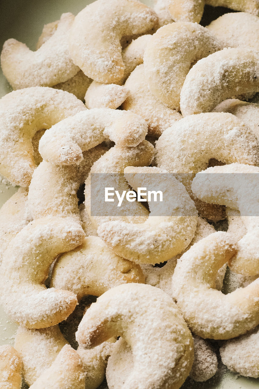 food and drink, sweet food, cookie, food, preparation, freshness, dough, homemade, dessert, baked, indoors, large group of objects, baked pastry item, indulgence, no people, unhealthy eating, temptation, close-up, ready-to-eat, day