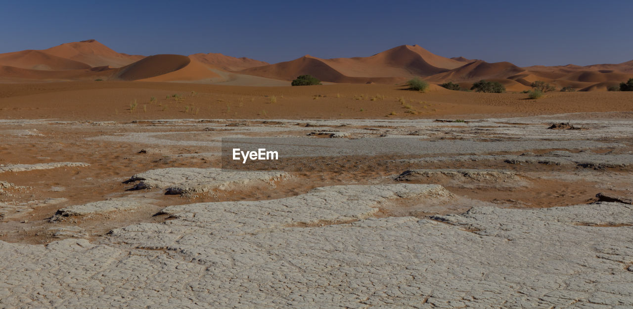 scenics - nature, landscape, desert, tranquil scene, climate, environment, tranquility, non-urban scene, land, arid climate, beauty in nature, sand, no people, nature, remote, extreme terrain, sand dune, physical geography, day, sky, salt flat, atmospheric