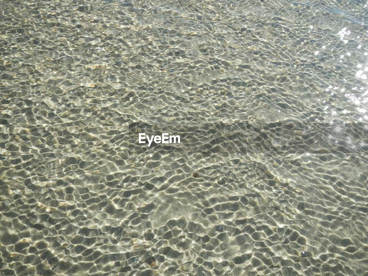 backgrounds, full frame, rippled, pattern, no people, water, abstract, day, high angle view, shallow, textured, nature, refraction, outdoors, close-up
