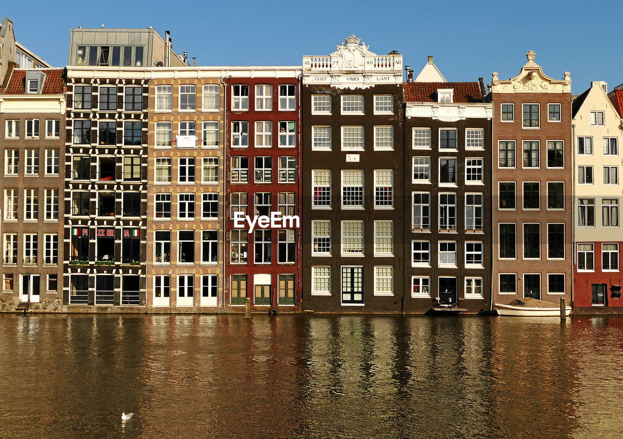 architecture, building exterior, window, day, no people, built structure, outdoors, water