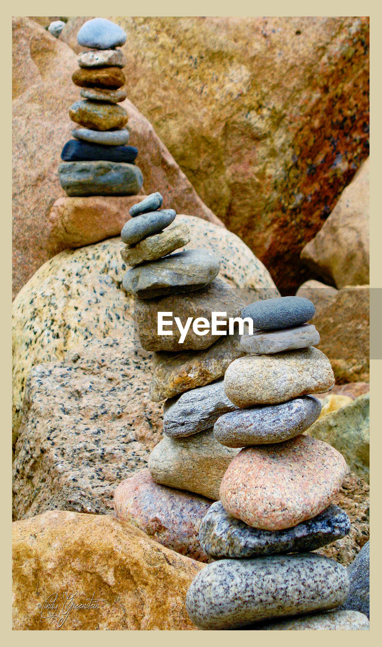 balance, rock - object, stone - object, in a row, stack, pebble, zen-like, physical geography, day, strength, outdoors, nature, no people, strategy, water, beauty in nature
