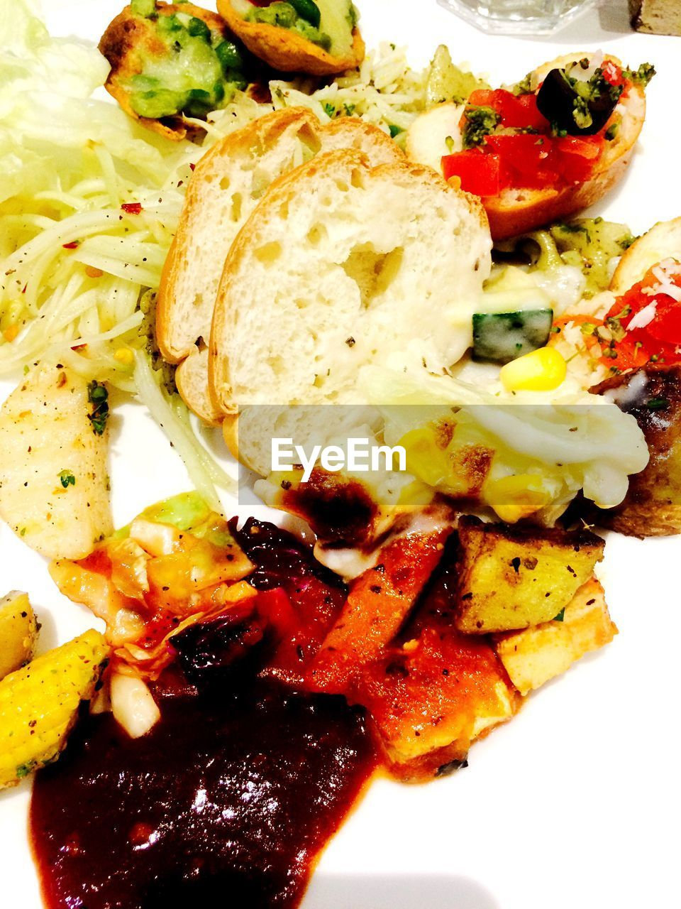 food and drink, food, ready-to-eat, egg, freshness, plate, healthy eating, no people, close-up, salad, indoors, vegetable, day