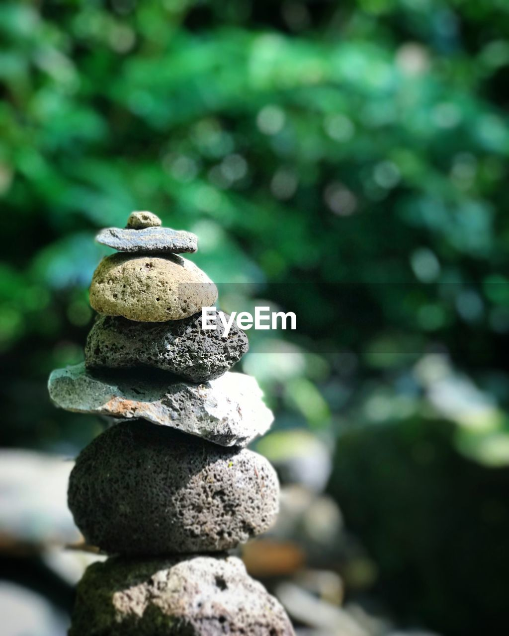 stack, stone - object, balance, solid, day, rock, nature, no people, focus on foreground, zen-like, plant, stone, rock - object, selective focus, close-up, outdoors, pebble, textured, growth, land