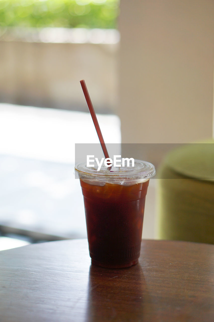 straw, drink, food and drink, refreshment, drinking straw, table, glass, close-up, drinking glass, household equipment, focus on foreground, freshness, food, disposable, no people, still life, coffee, cup, disposable cup, indoors