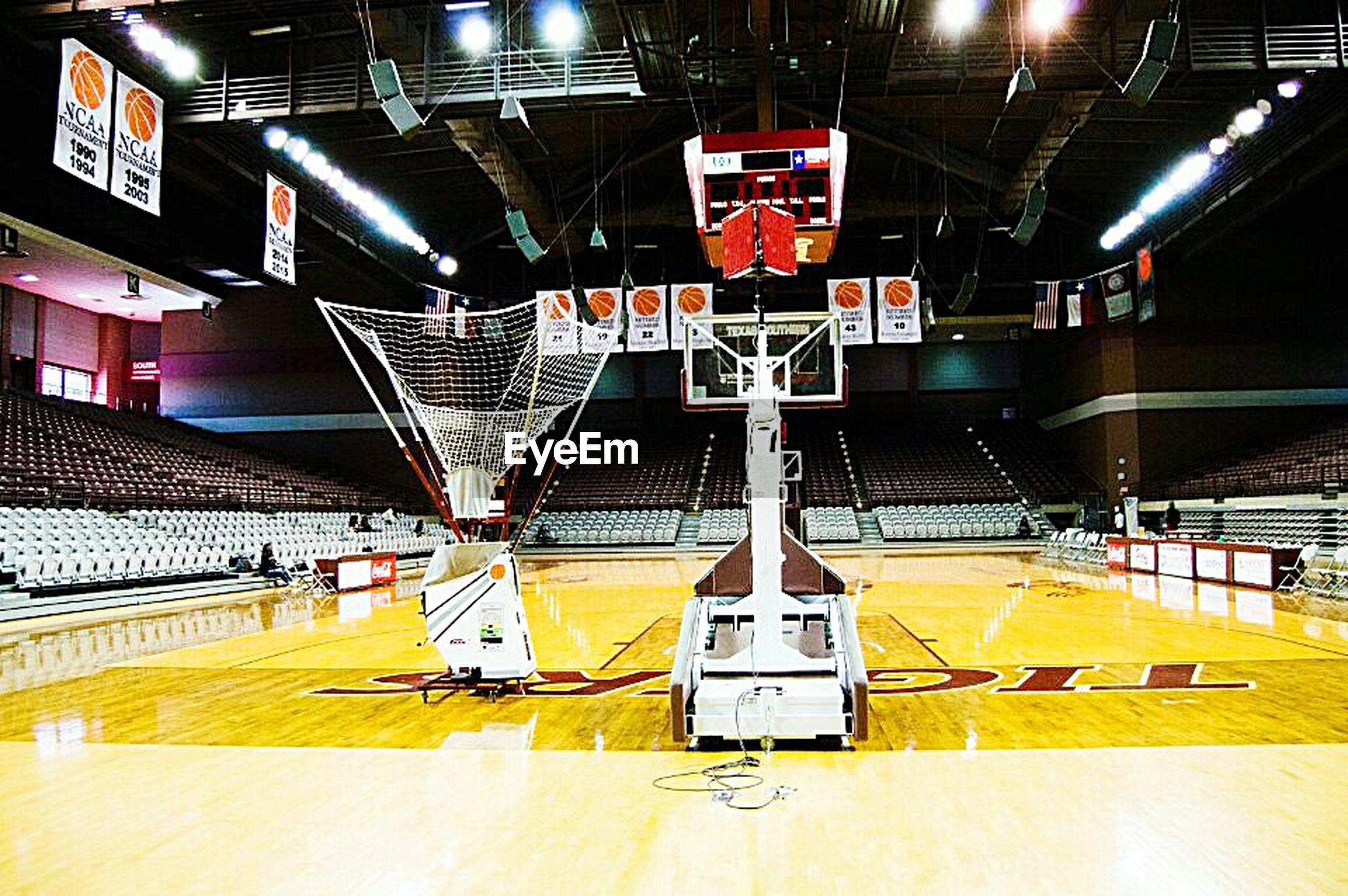 basketball - sport, stadium, court, competitive sport, indoors, no people, basketball hoop