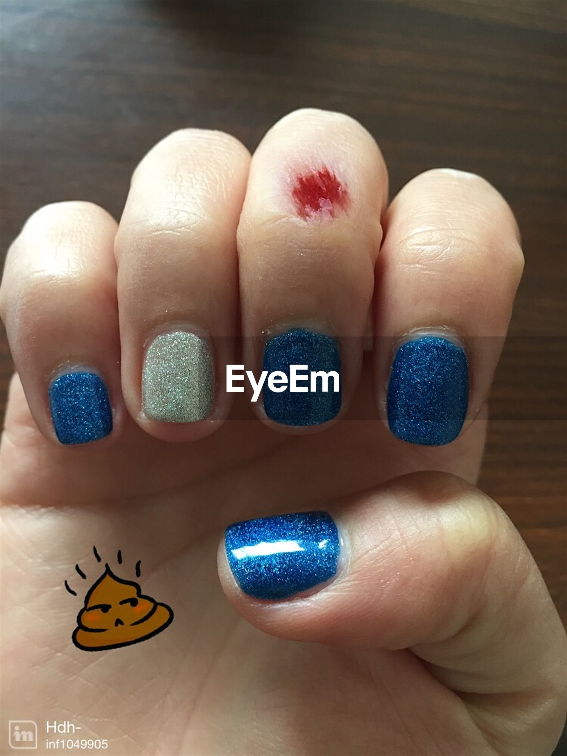 person, indoors, part of, close-up, human finger, high angle view, creativity, personal perspective, multi colored, heart shape, art, art and craft, showing, unrecognizable person, ring, nail polish, variation
