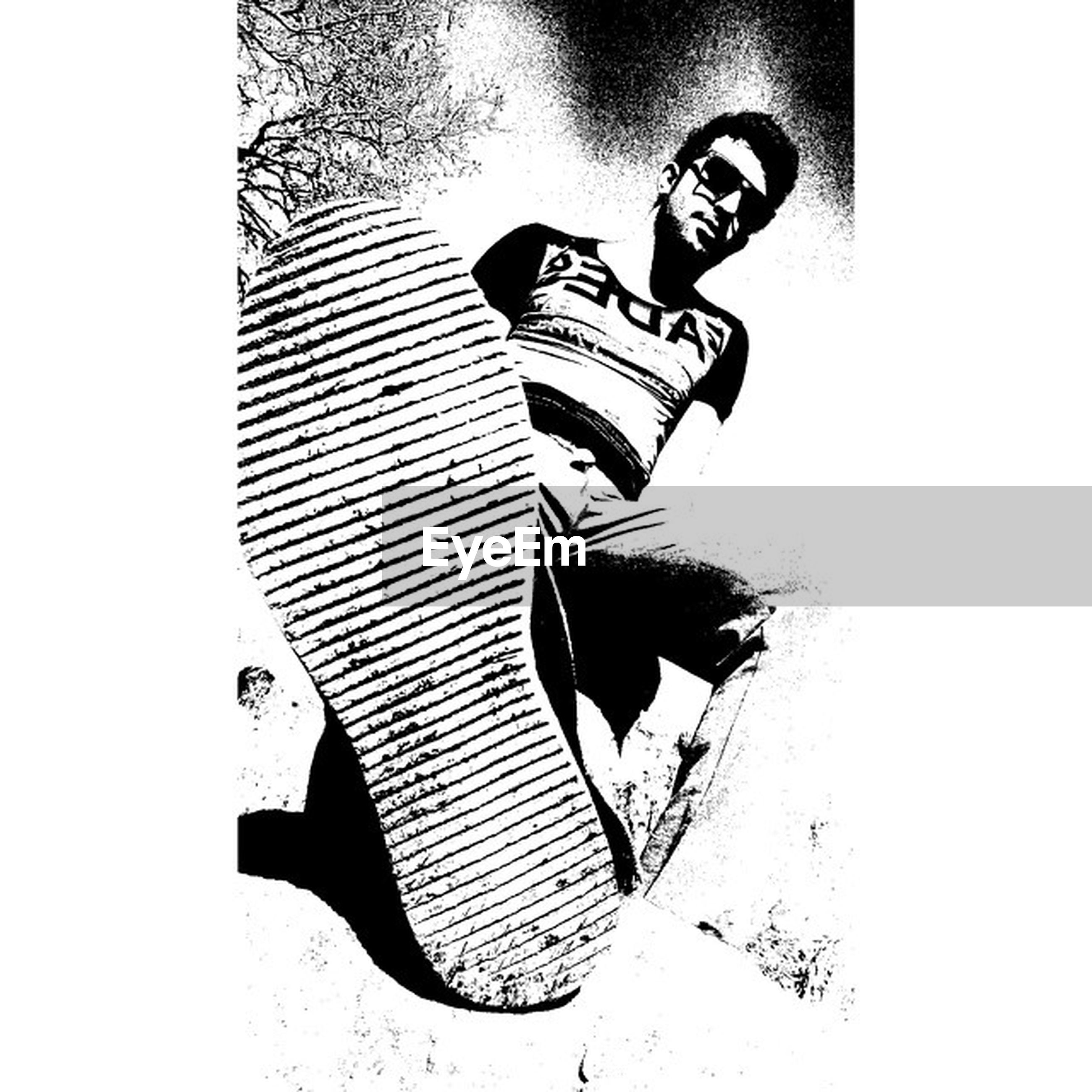 shadow, lifestyles, leisure activity, auto post production filter, standing, transfer print, low section, men, close-up, day, pattern, shoe, wall - building feature, person, outdoors, sunlight, white color, white background