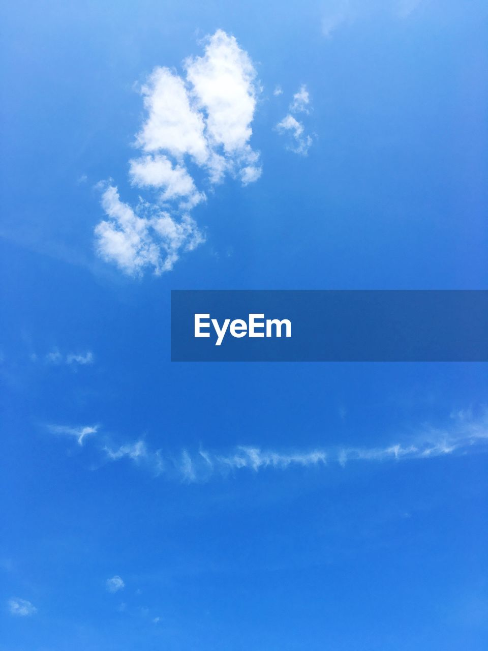 sky, blue, cloud - sky, beauty in nature, sky only, nature, low angle view, backgrounds, scenics, day, cirrus, tranquil scene, no people, tranquility, outdoors