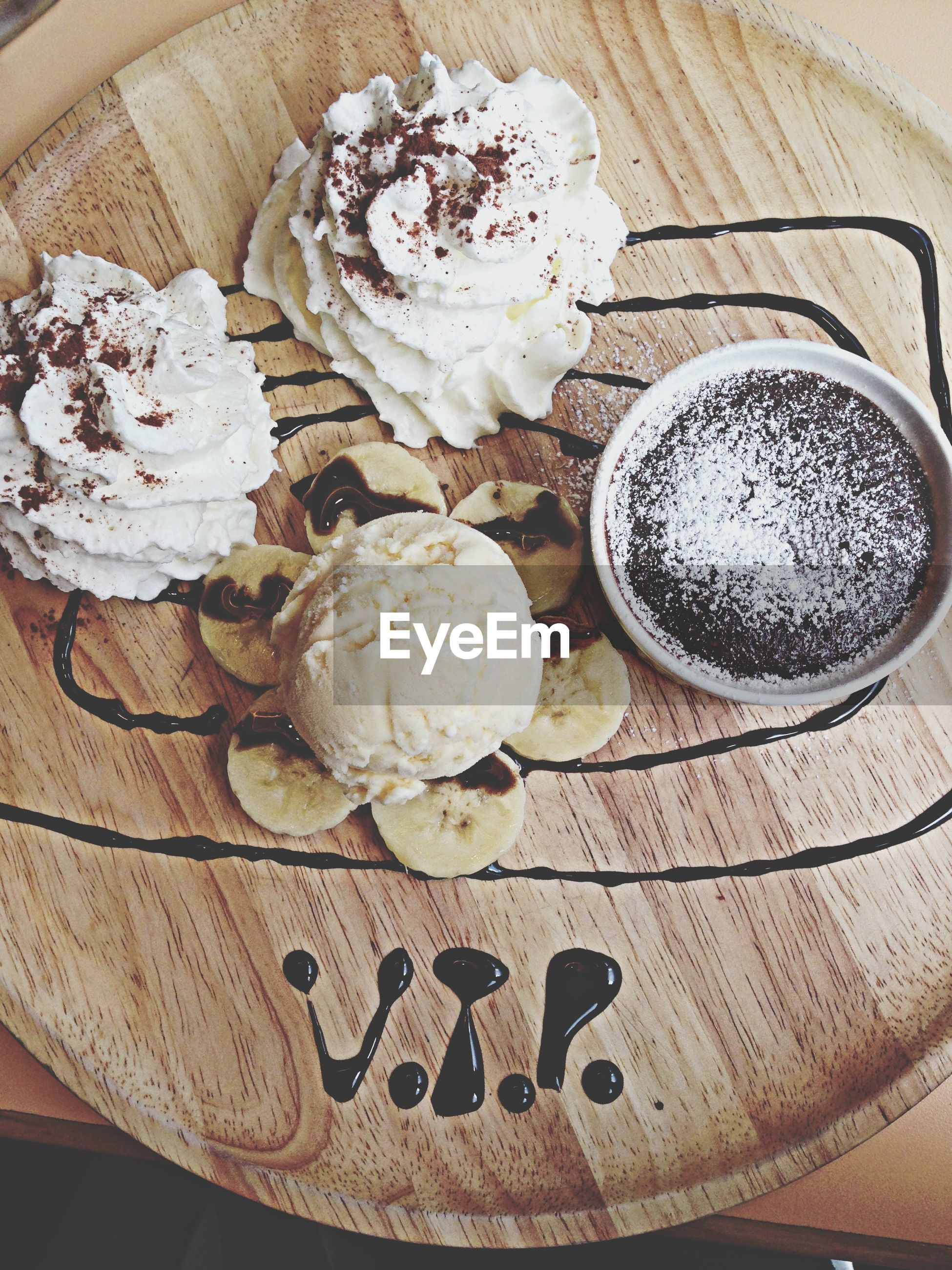 food and drink, food, indoors, freshness, still life, sweet food, ready-to-eat, table, dessert, high angle view, plate, indulgence, unhealthy eating, cake, close-up, fork, temptation, serving size, chocolate