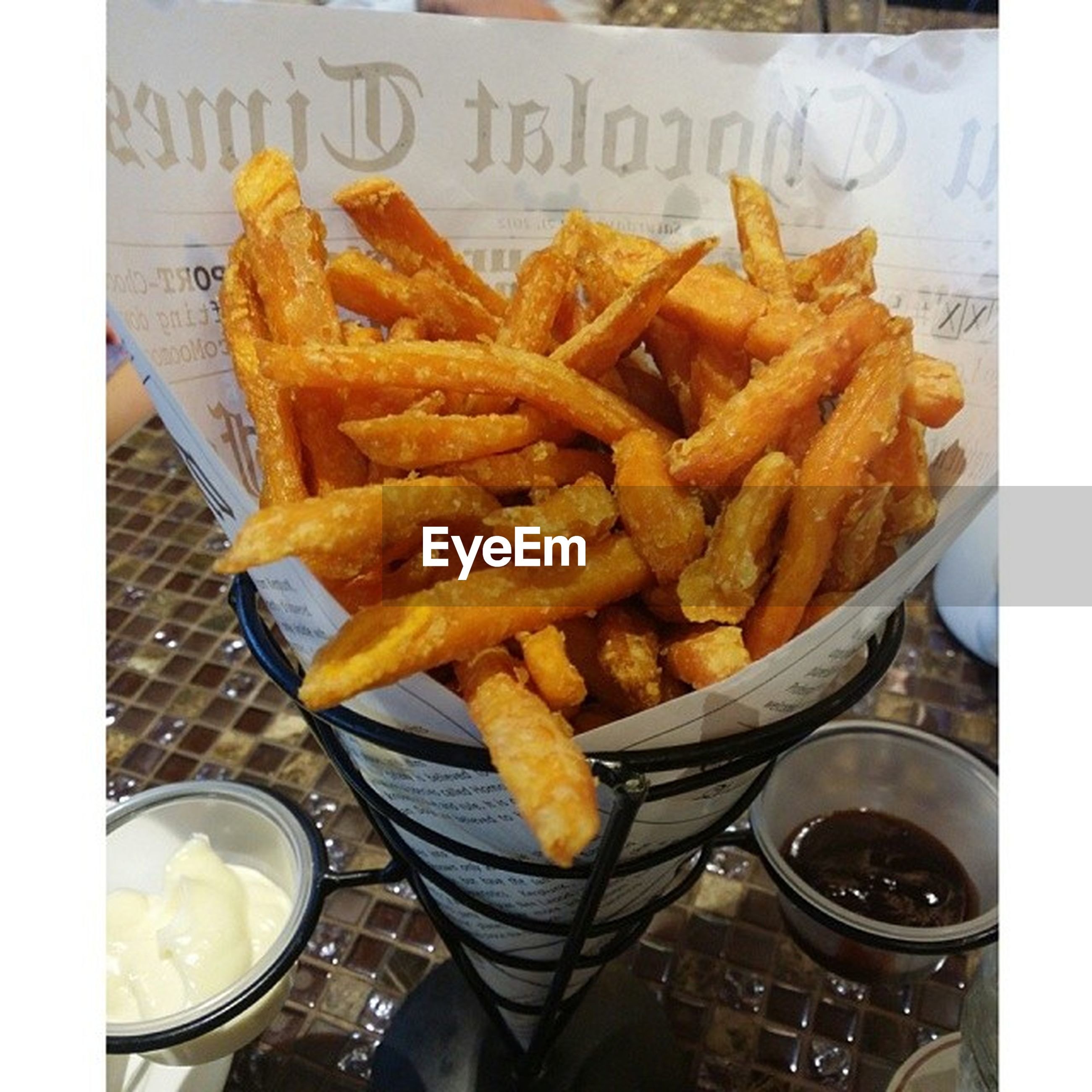 food and drink, food, indoors, freshness, ready-to-eat, meat, still life, close-up, high angle view, plate, french fries, meal, healthy eating, transfer print, indulgence, seafood, serving size, grilled, fried
