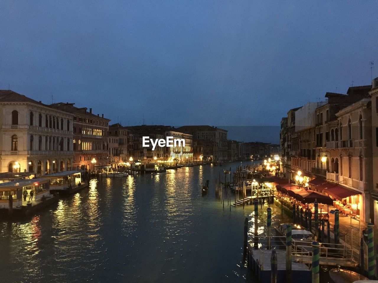 architecture, building exterior, built structure, water, old town, illuminated, night, reflection, travel destinations, canal, travel, outdoors, waterfront, city, no people, sky, nautical vessel, nature