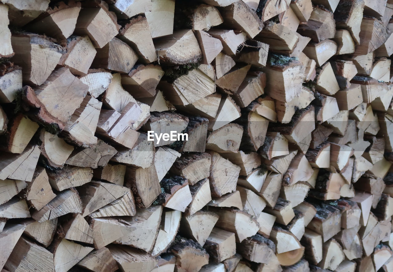 large group of objects, abundance, backgrounds, log, full frame, stack, wood, timber, no people, wood - material, firewood, still life, tree, pattern, indoors, lumber industry, heap, close-up, repetition, day, chopped