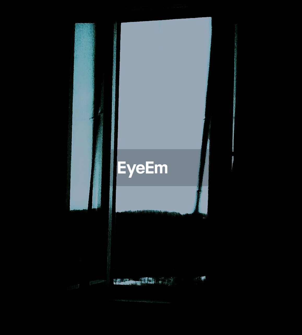 window, dark, indoors, silhouette, no people, clear sky, close-up, day, architecture, sky