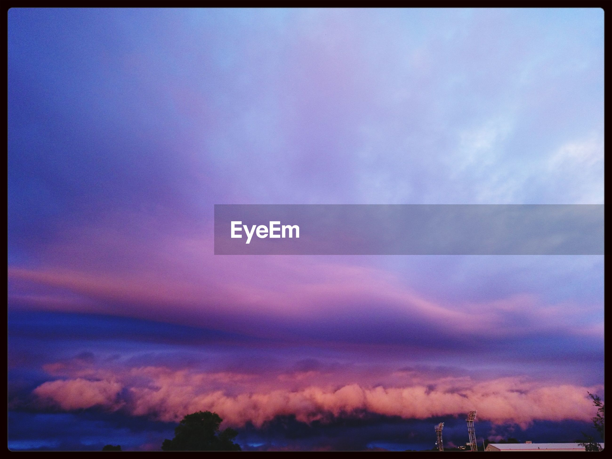 transfer print, auto post production filter, sky, cloud - sky, beauty in nature, scenics, sunset, tranquility, cloudy, nature, low angle view, tranquil scene, cloud, silhouette, dusk, weather, dramatic sky, outdoors, idyllic, no people
