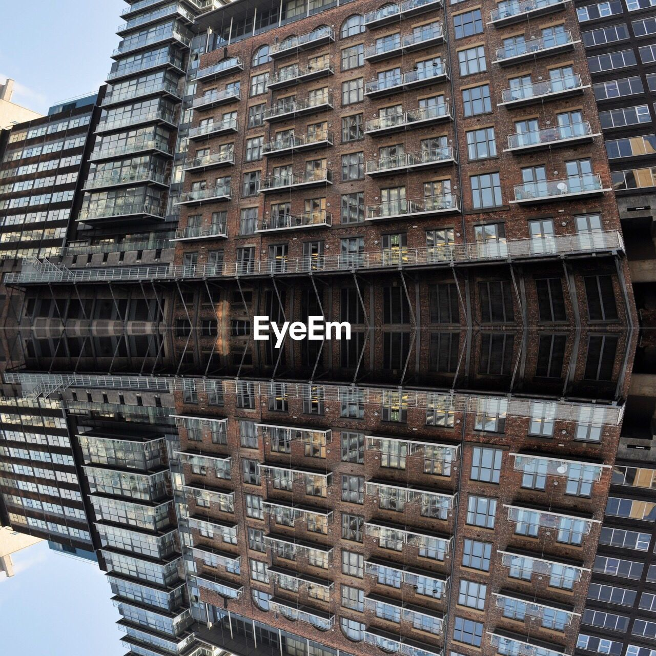 architecture, building exterior, built structure, city, day, no people, outdoors, apartment, skyscraper, sky