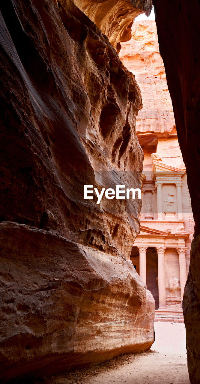 travel destinations, architecture, history, built structure, the past, travel, tourism, rock formation, rock, no people, rock - object, solid, nature, ancient, day, low angle view, geology, physical geography, architectural column, outdoors, ancient civilization, sandstone, place of worship, archaeology, formation