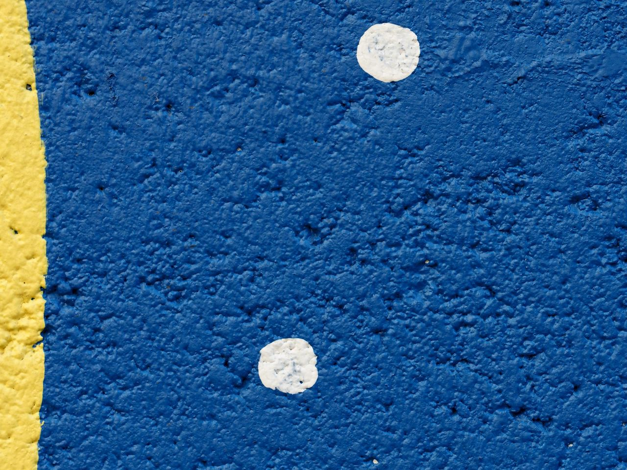 blue, no people, close-up, textured, full frame, backgrounds, outdoors, wall - building feature, architecture, day, built structure, pattern, moon, rough, wall, nature, metal, geometric shape, white color, blue background, concrete