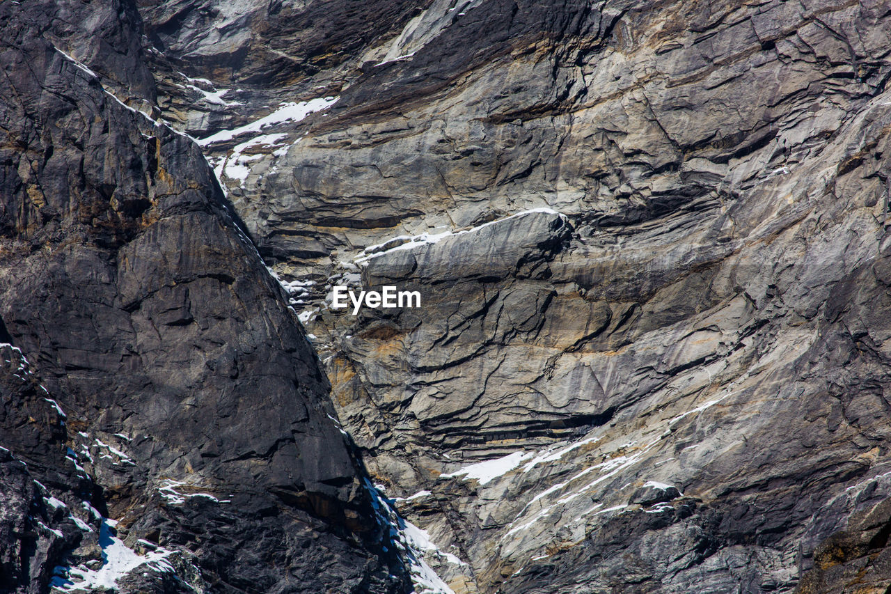 rock - object, nature, geology, mountain, full frame, rough, steep, textured, no people, autumn, glacier, cave, cliff, day, outdoors, beauty in nature, close-up, glacial