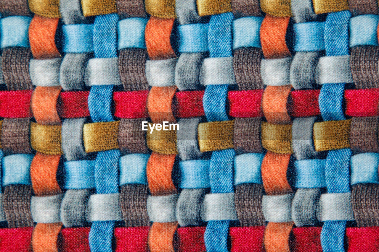 multi colored, backgrounds, full frame, textile, stack, pattern, close-up, wool, no people, variation, large group of objects, choice, striped, indoors, in a row, for sale, retail, abundance, blanket, market, softness