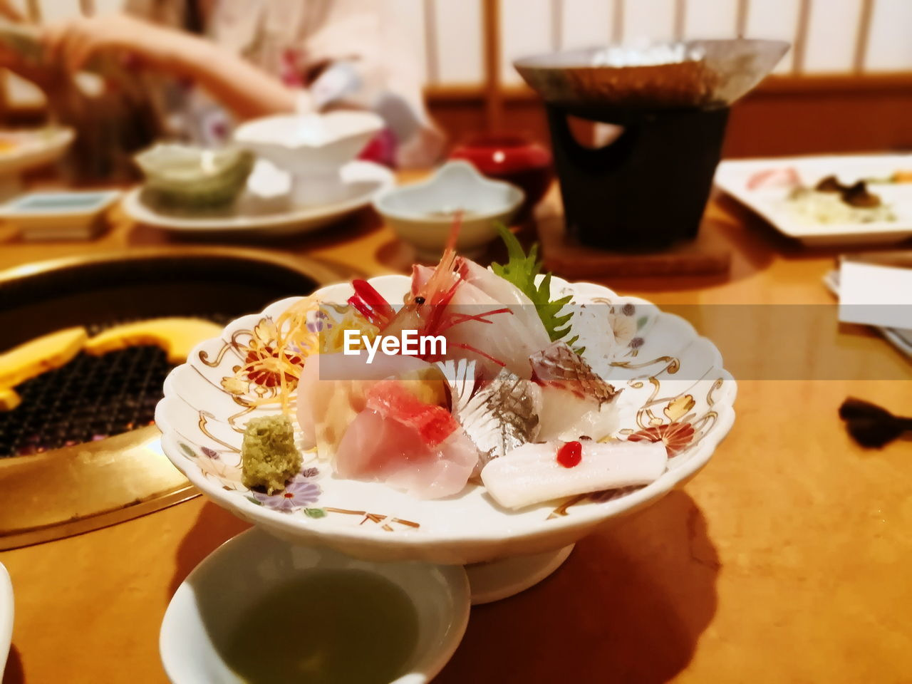 food and drink, table, food, freshness, ready-to-eat, plate, serving size, still life, healthy eating, indoors, no people, wellbeing, close-up, drink, asian food, refreshment, meal, bowl, focus on foreground, japanese food, glass, temptation, crockery