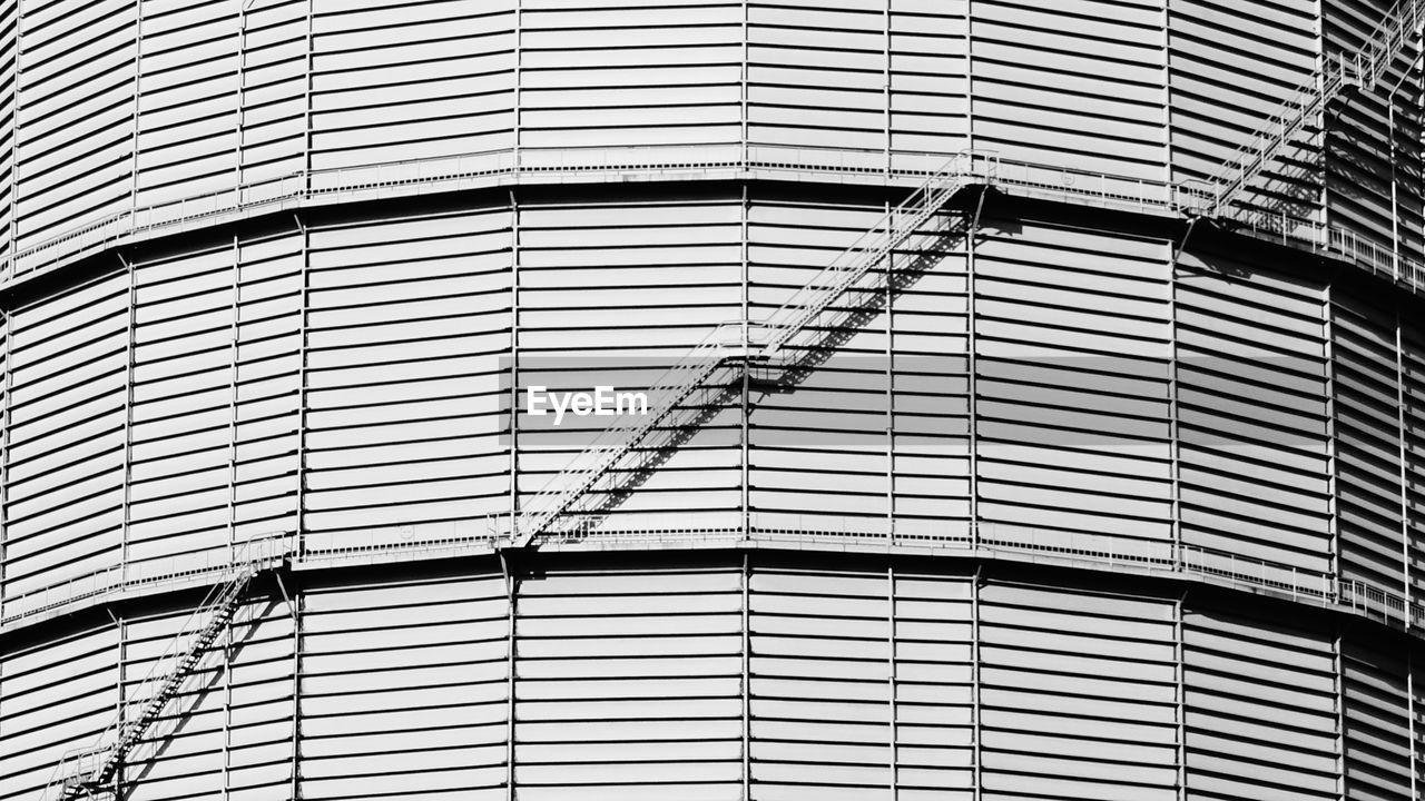 Full Frame Shot Of Industrial Building