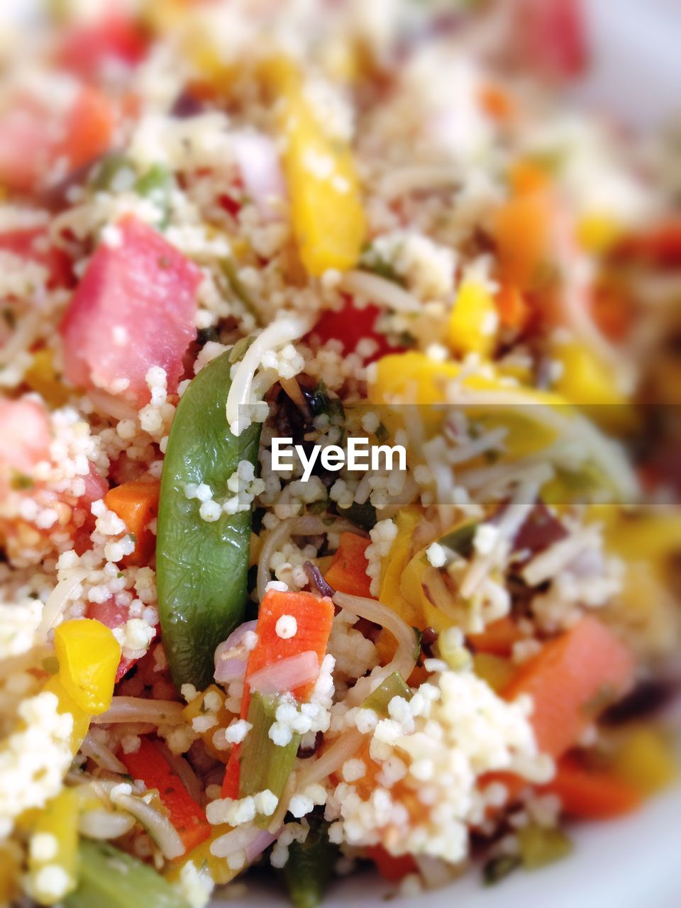 food and drink, food, ready-to-eat, plate, no people, close-up, freshness, rice - food staple, salad, mexican food, healthy eating, vegetable, full frame, indoors, fried rice, day