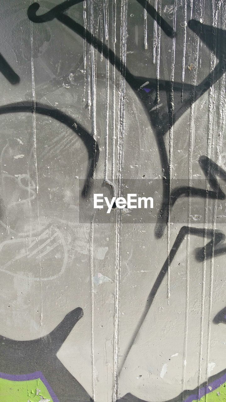 graffiti, full frame, close-up, day, backgrounds, no people, indoors