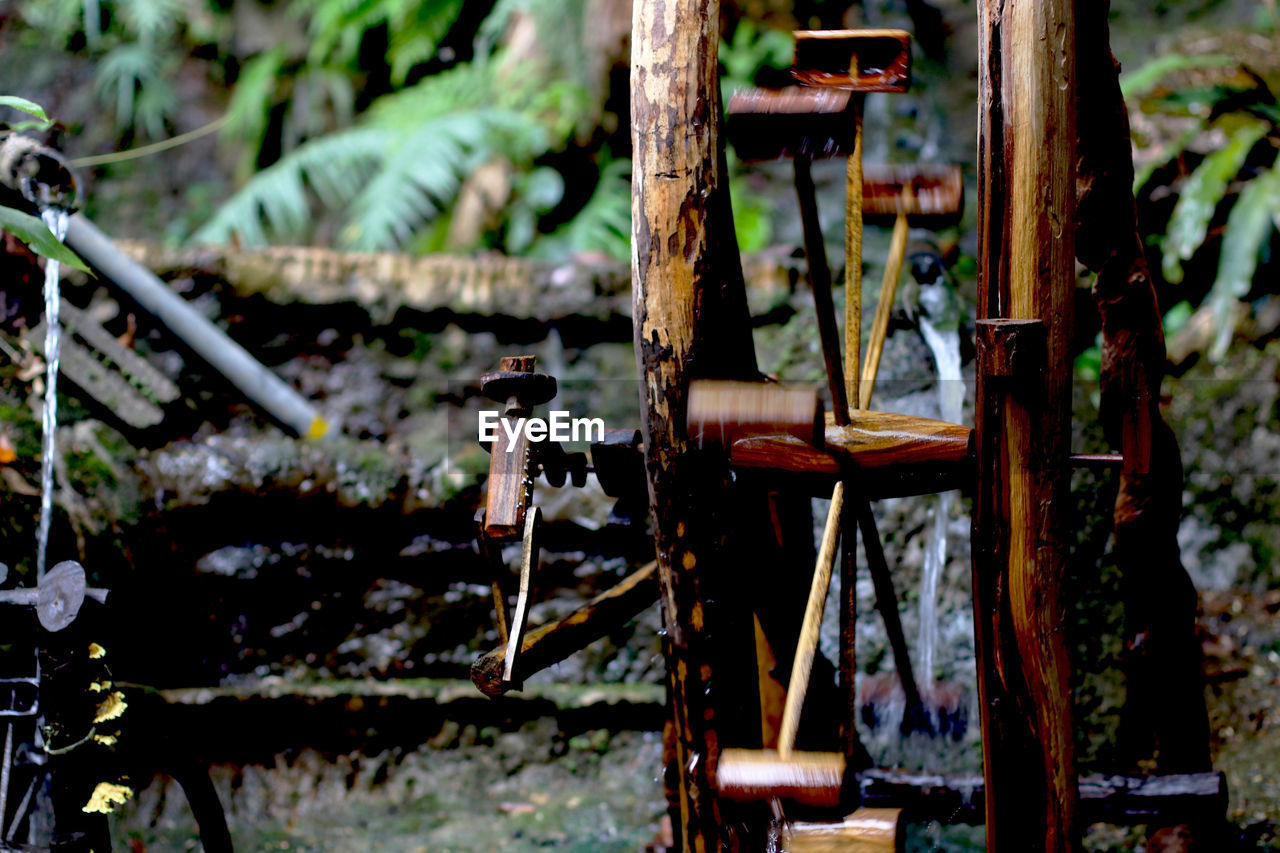 rusty, abandoned, metal, obsolete, no people, damaged, run-down, day, wood - material, focus on foreground, outdoors, close-up