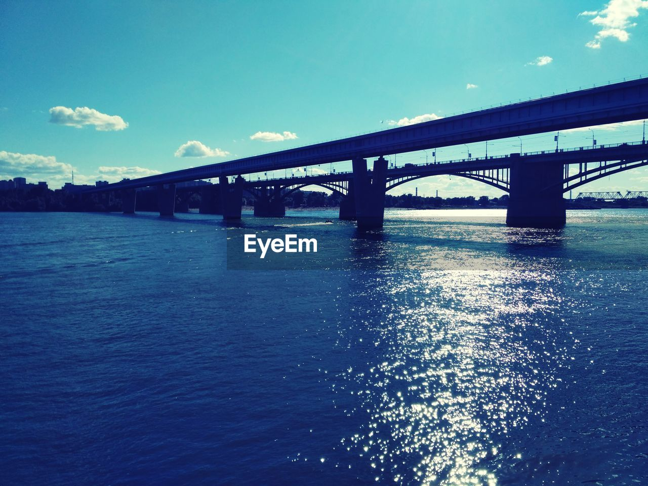 bridge - man made structure, connection, engineering, architecture, built structure, transportation, bridge, river, water, sky, no people, outdoors, below, nature, day
