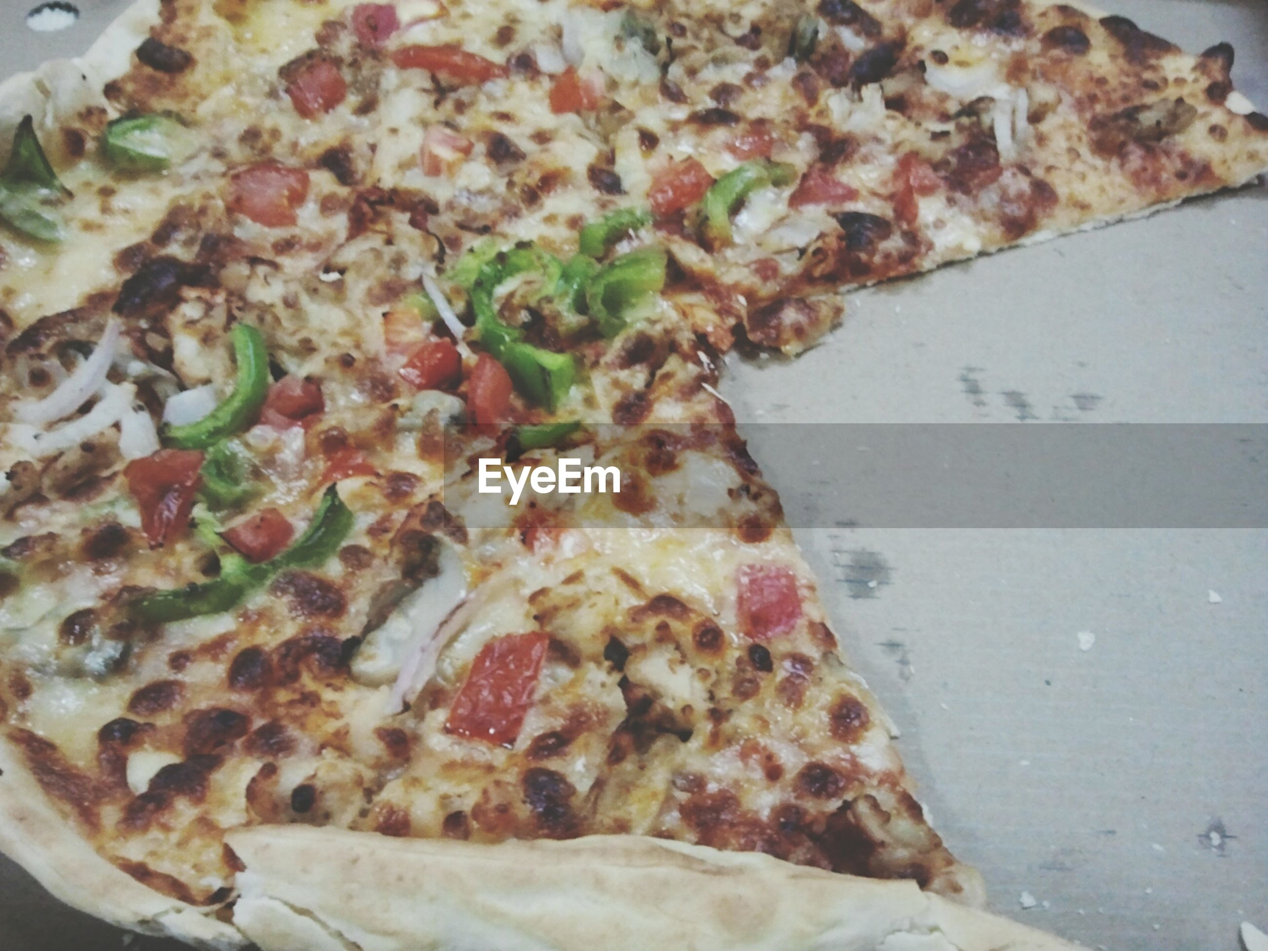food and drink, food, indoors, pizza, ready-to-eat, freshness, still life, close-up, healthy eating, high angle view, indulgence, meal, cheese, plate, no people, serving size, table, meat, slice