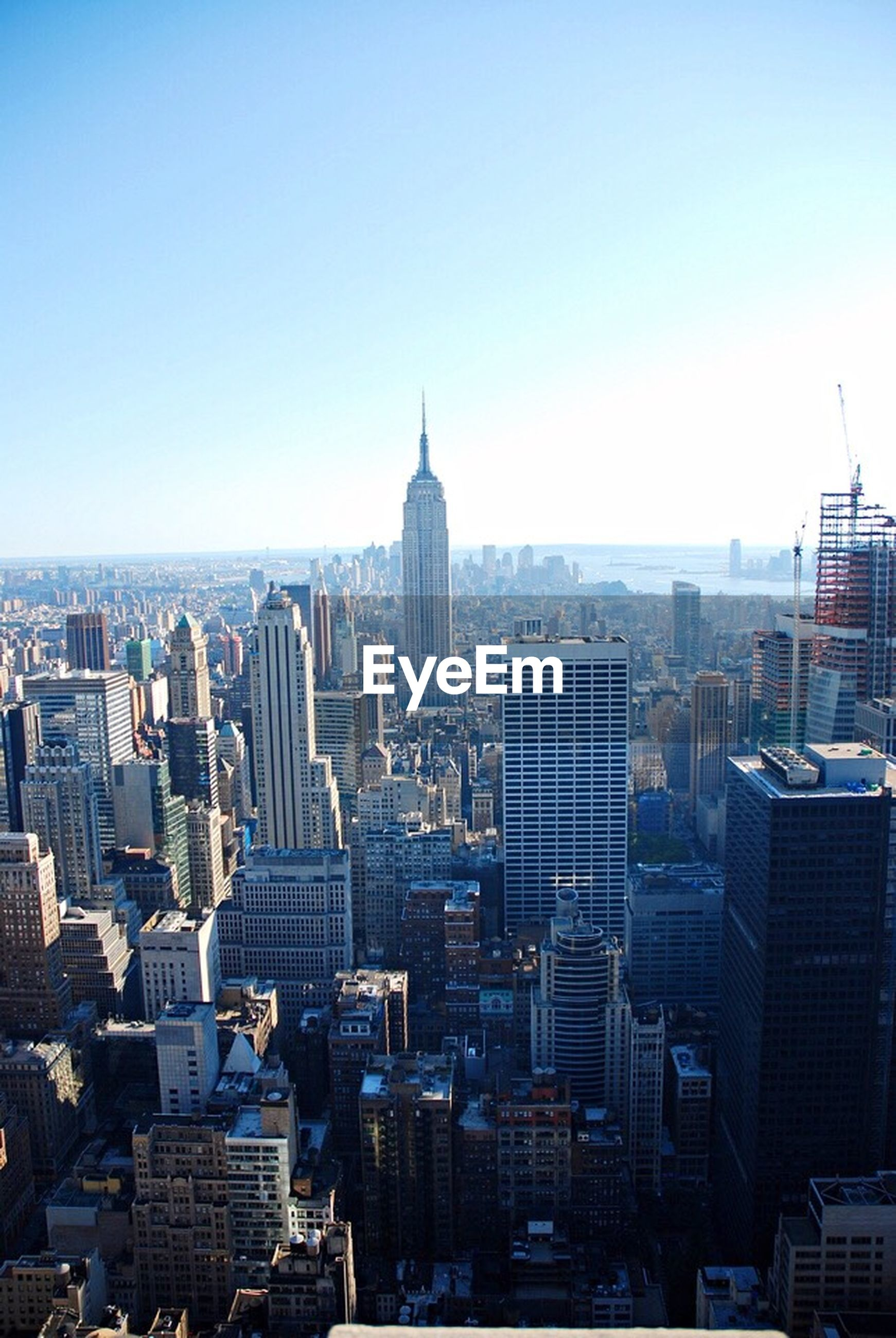 VIEW OF CITY SKYLINE