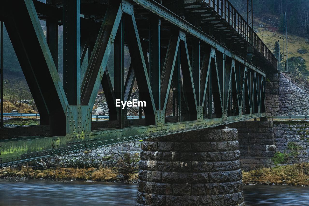 BRIDGE IN RIVER