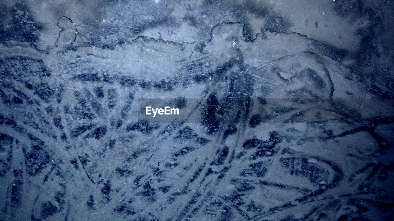 full frame, backgrounds, snow, blue, winter, cold temperature, textured, no people, nature, close-up, beauty in nature, snowflake, day, outdoors, satellite view