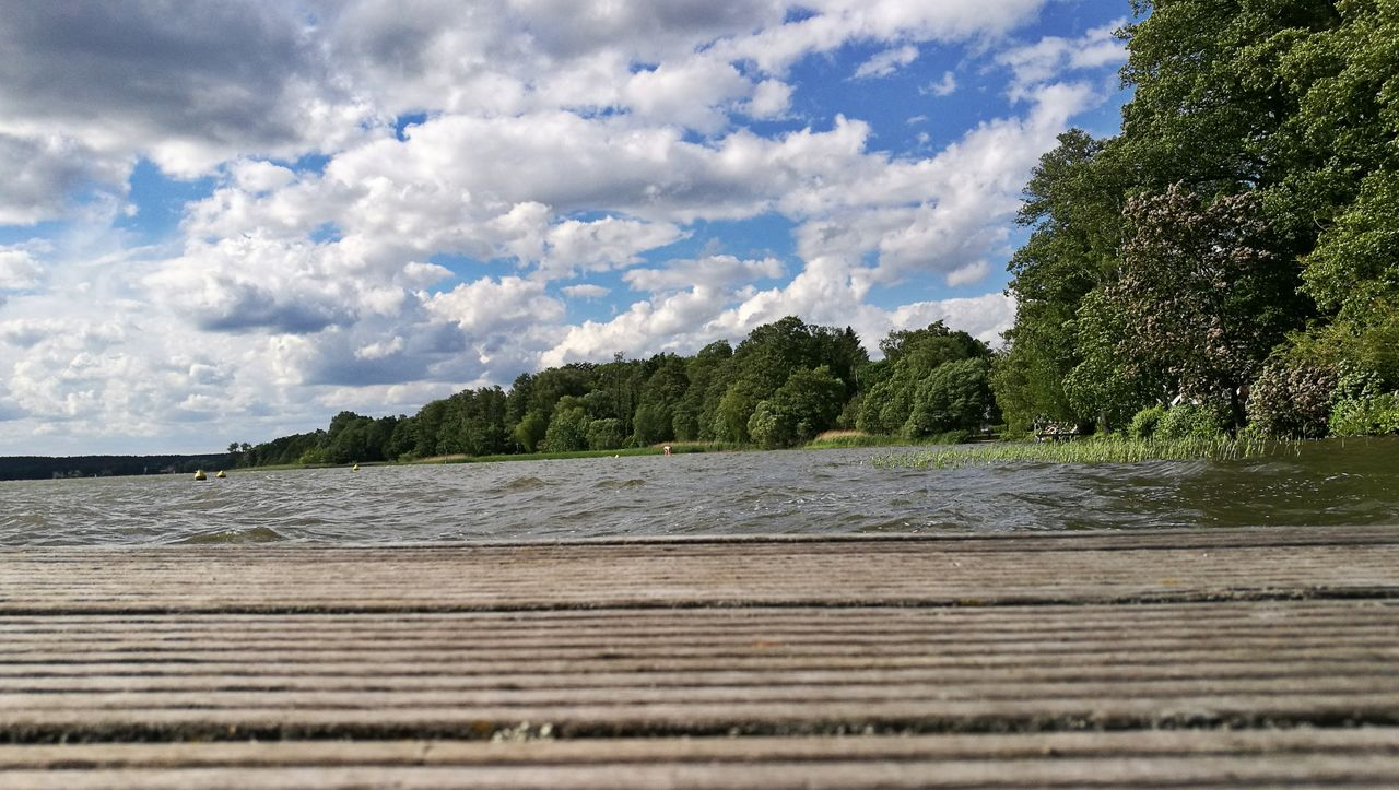 water, cloud - sky, sky, nature, scenics, no people, beauty in nature, river, tranquil scene, tree, day, tranquility, outdoors, waterfront