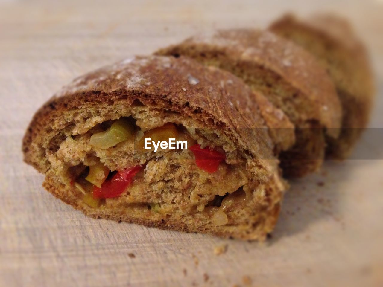 food, food and drink, bread, freshness, baked, close-up, indoors, no people, ready-to-eat, brown, healthy eating, breakfast, wholegrain, homemade, sweet food
