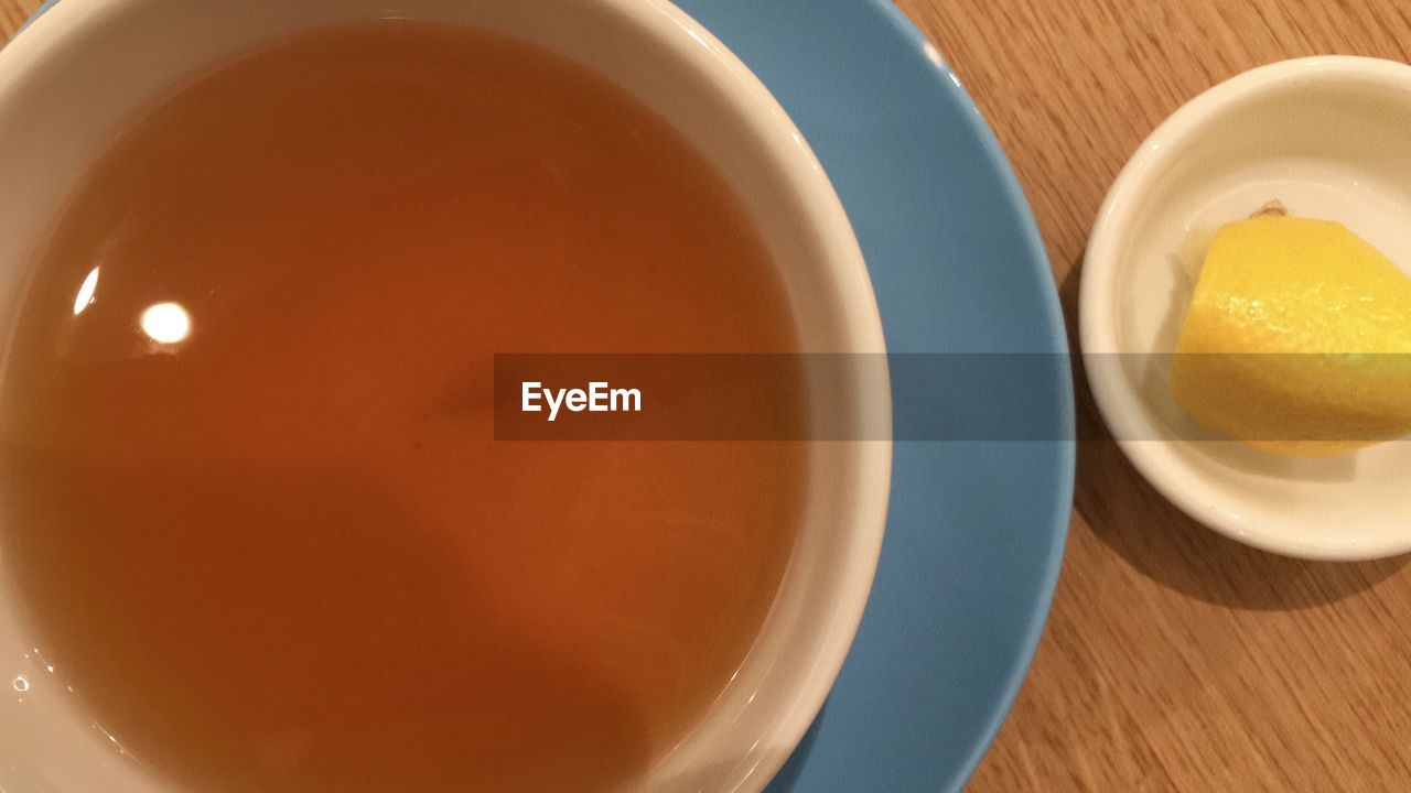 food and drink, drink, table, freshness, refreshment, indoors, healthy eating, food, tea - hot drink, bowl, close-up, no people, directly above, ready-to-eat, day