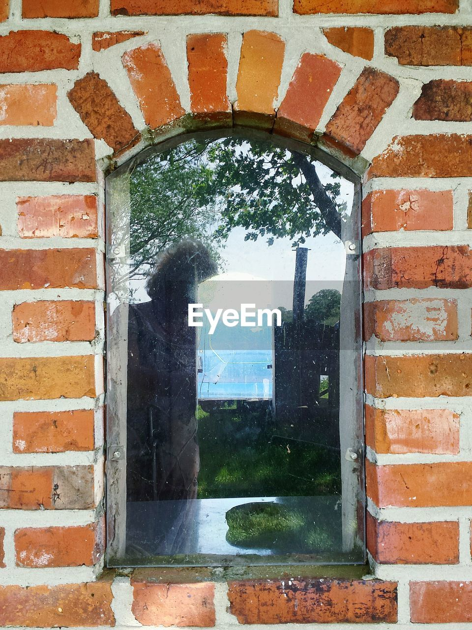brick wall, architecture, window, built structure, arch, day, building exterior, no people, outdoors