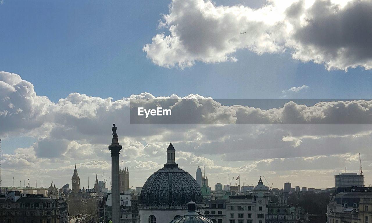 architecture, built structure, building exterior, cloud - sky, dome, sky, travel destinations, city, tourism, cityscape, day, outdoors, no people