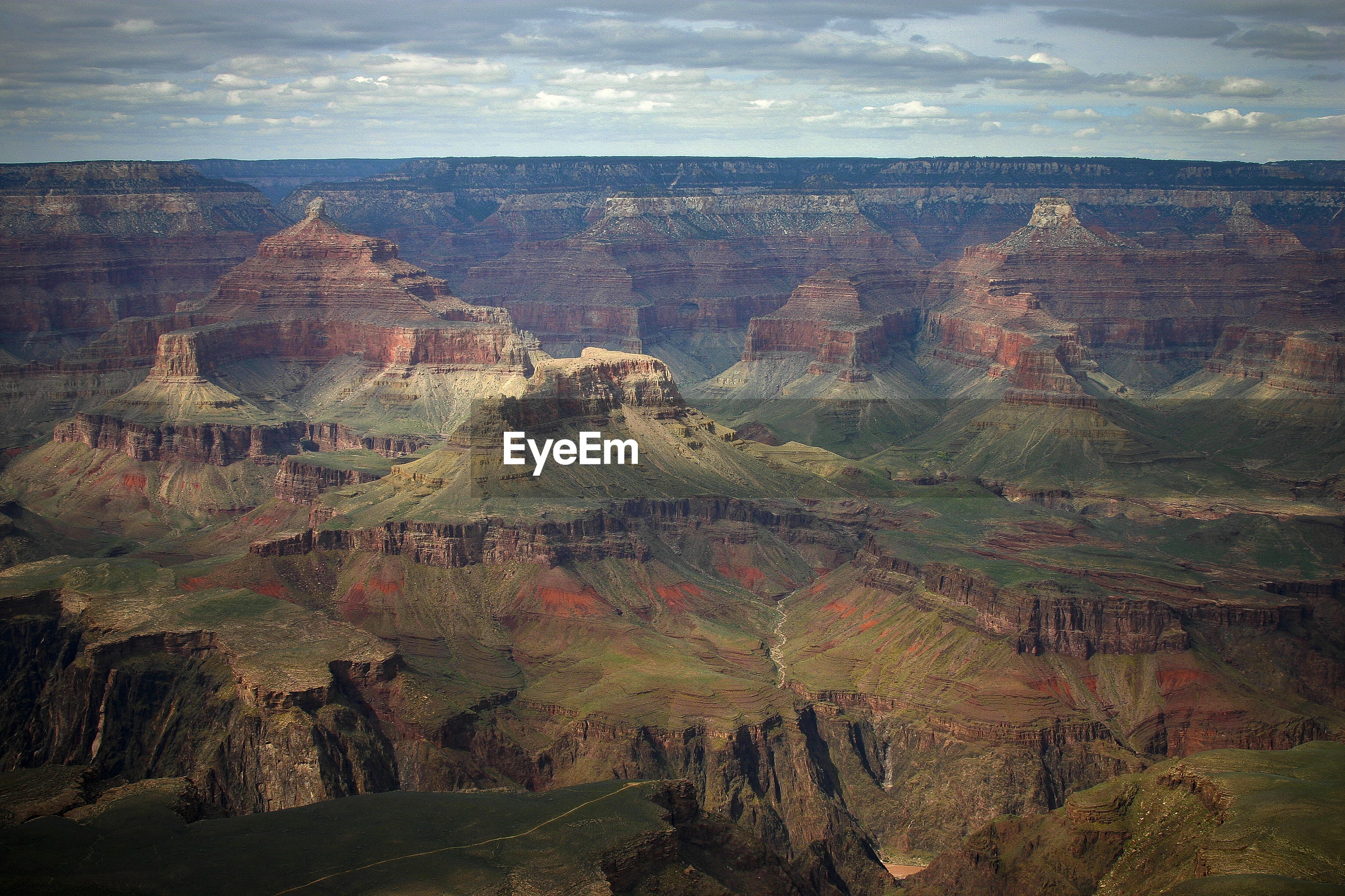 Idyllic view of grand canyon national park