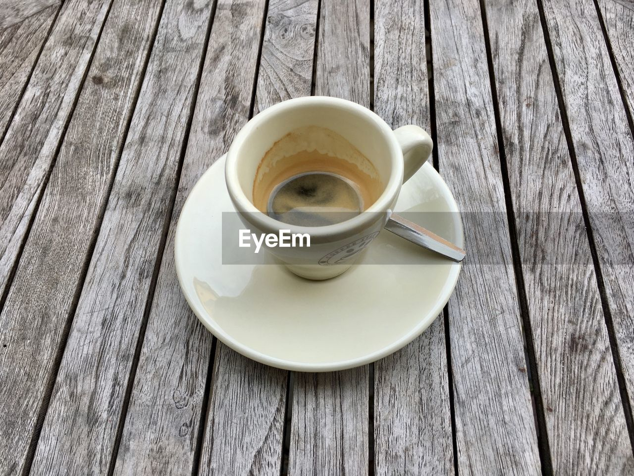 wood - material, table, food and drink, drink, saucer, refreshment, no people, freshness, close-up, indoors, day