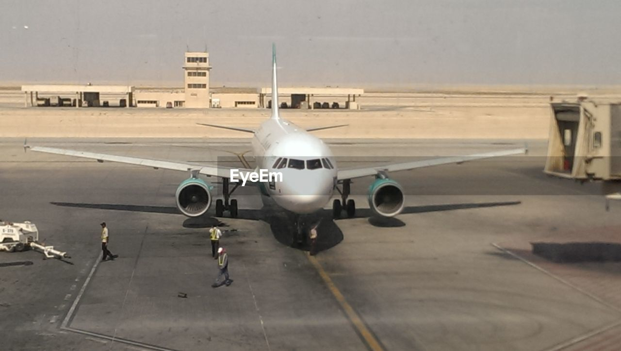 airplane, transportation, airport runway, airport, air vehicle, mode of transport, travel, day, no people, runway, commercial airplane, outdoors, airplane wing