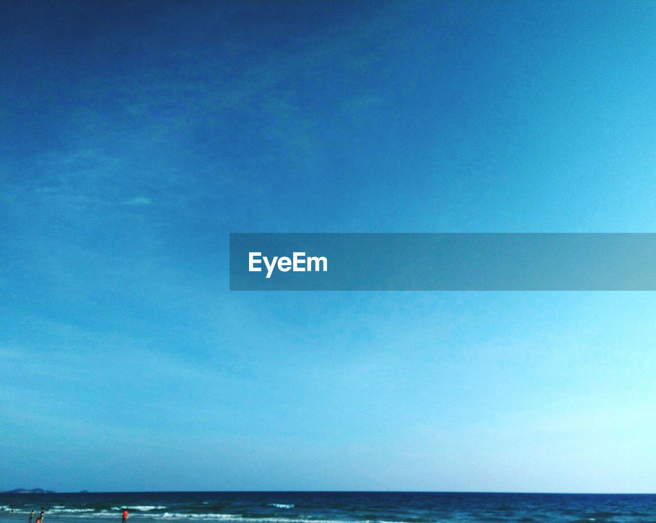 sea, blue, horizon over water, scenics, tranquil scene, water, copy space, tranquility, sky, nature, beauty in nature, clear sky, no people, day, outdoors