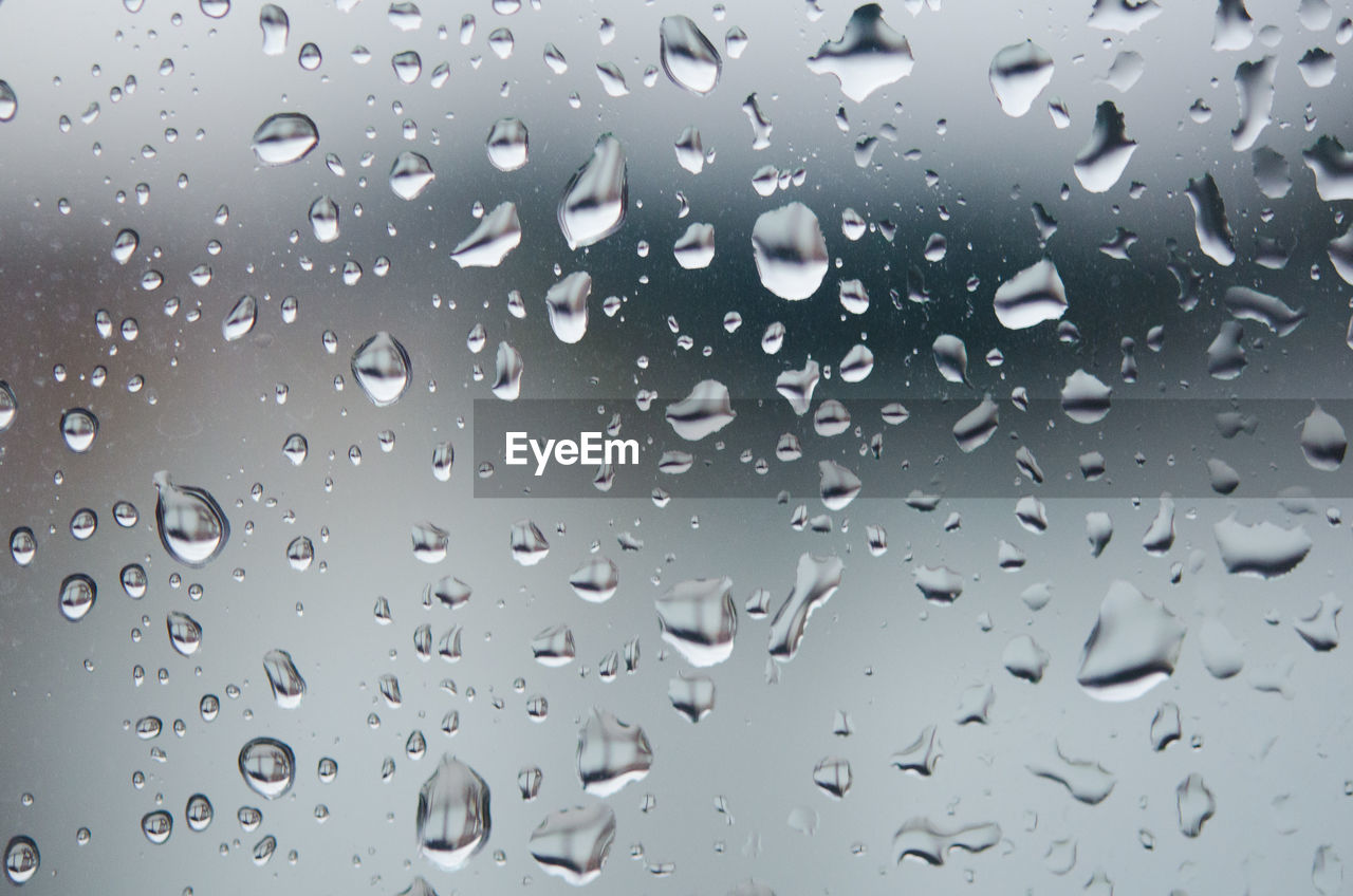 drop, wet, full frame, rain, water, backgrounds, raindrop, no people, window, indoors, glass - material, rainy season, transparent, close-up, nature, focus on foreground, monsoon, day, glass, purity