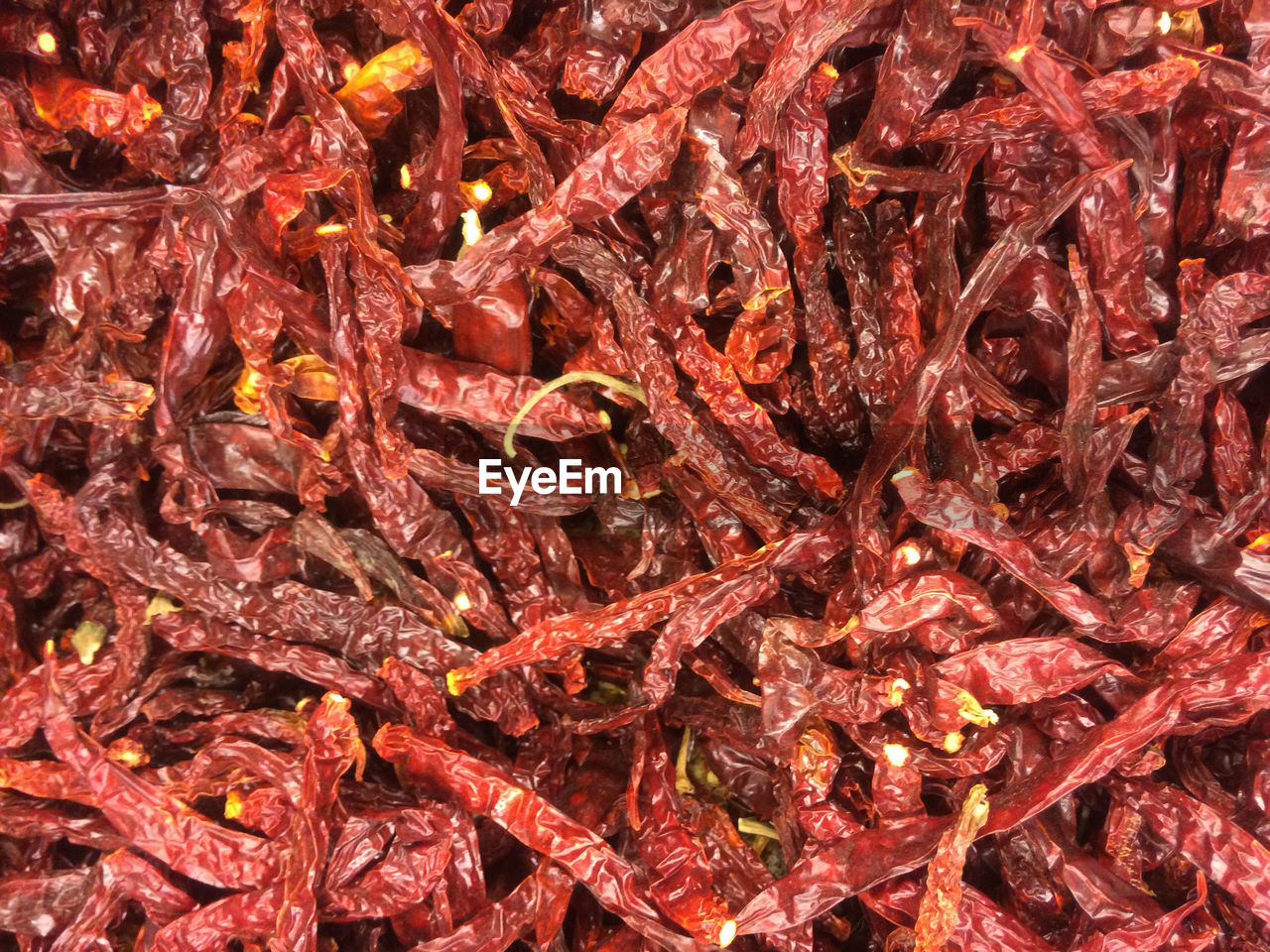 full frame, backgrounds, food and drink, food, abundance, red, no people, large group of objects, still life, chili pepper, indoors, spice, freshness, close-up, red chili pepper, healthy eating, wellbeing, seafood, dried food, pepper
