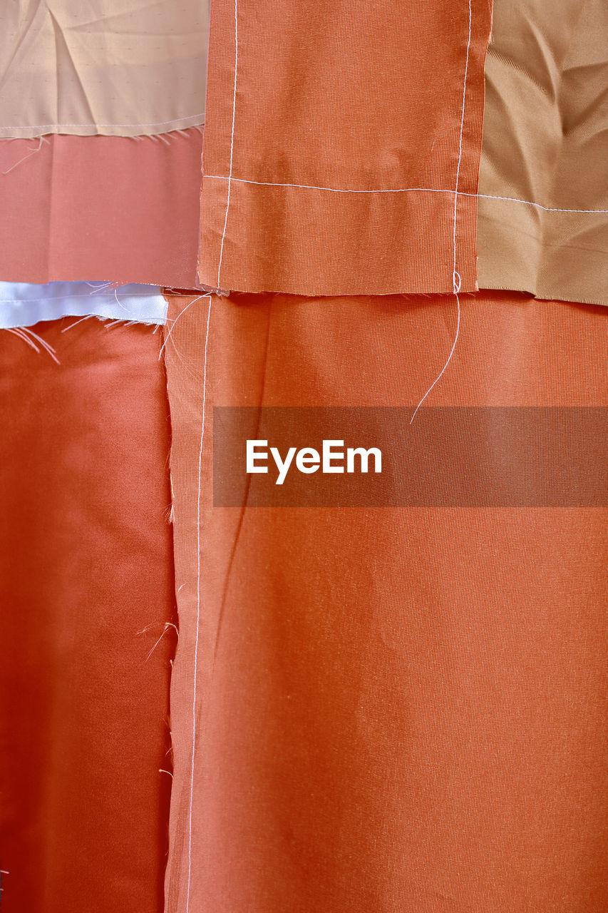 Full frame shot of textile