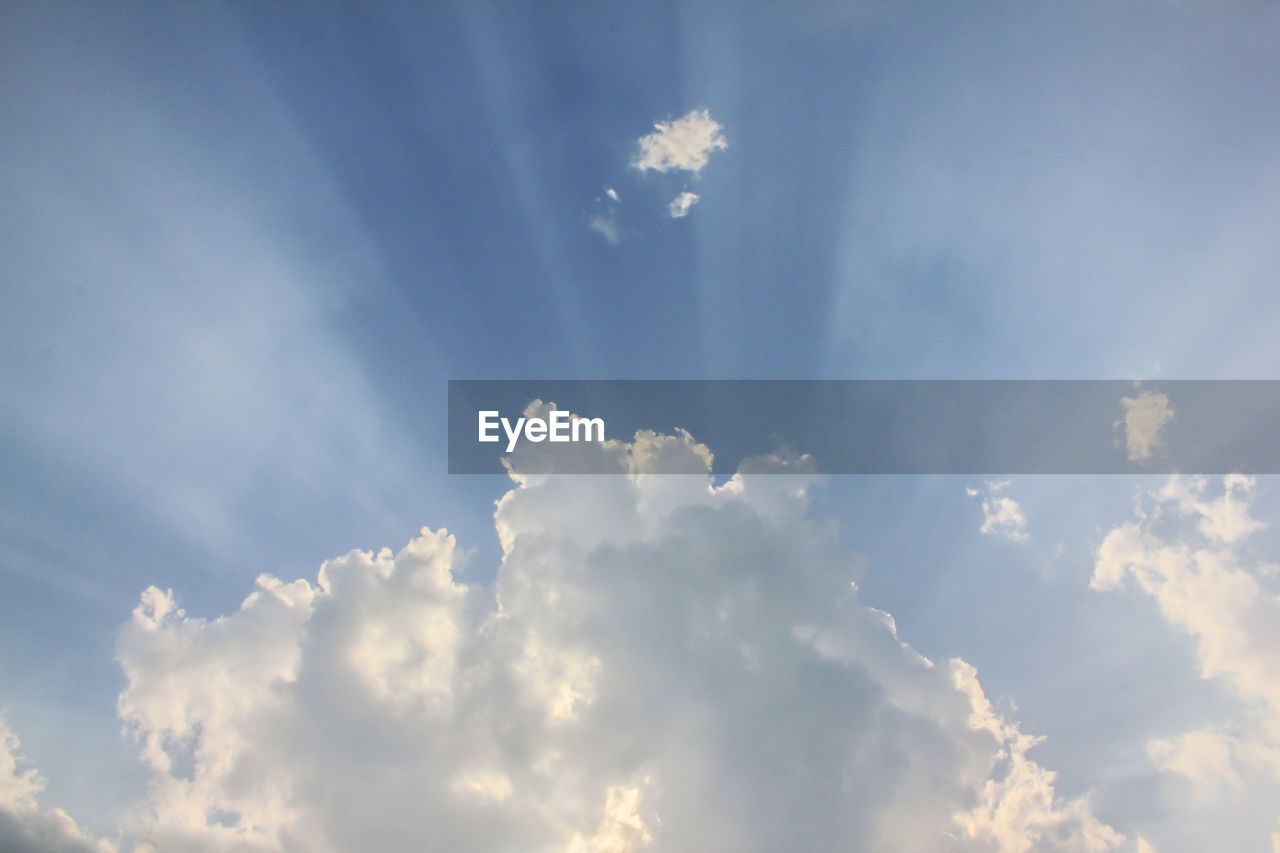 cloud - sky, nature, sky, beauty in nature, no people, low angle view, sky only, backgrounds, day, tranquility, scenics, full frame, blue, outdoors