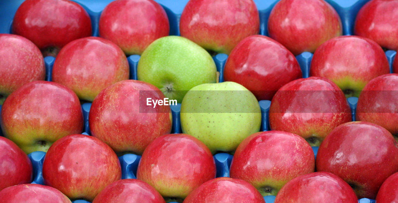 healthy eating, fruit, large group of objects, food and drink, food, freshness, wellbeing, red, no people, full frame, backgrounds, retail, abundance, apple - fruit, group, market, group of objects, choice, close-up, ripe, apple