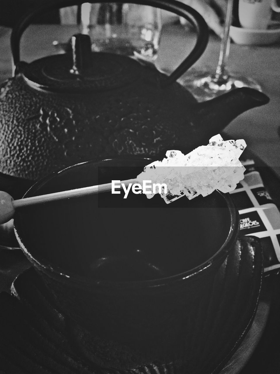 food and drink, indoors, drink, refreshment, high angle view, table, no people, freshness, tea - hot drink, sweet food, teapot, close-up, food, healthy eating, ready-to-eat, day